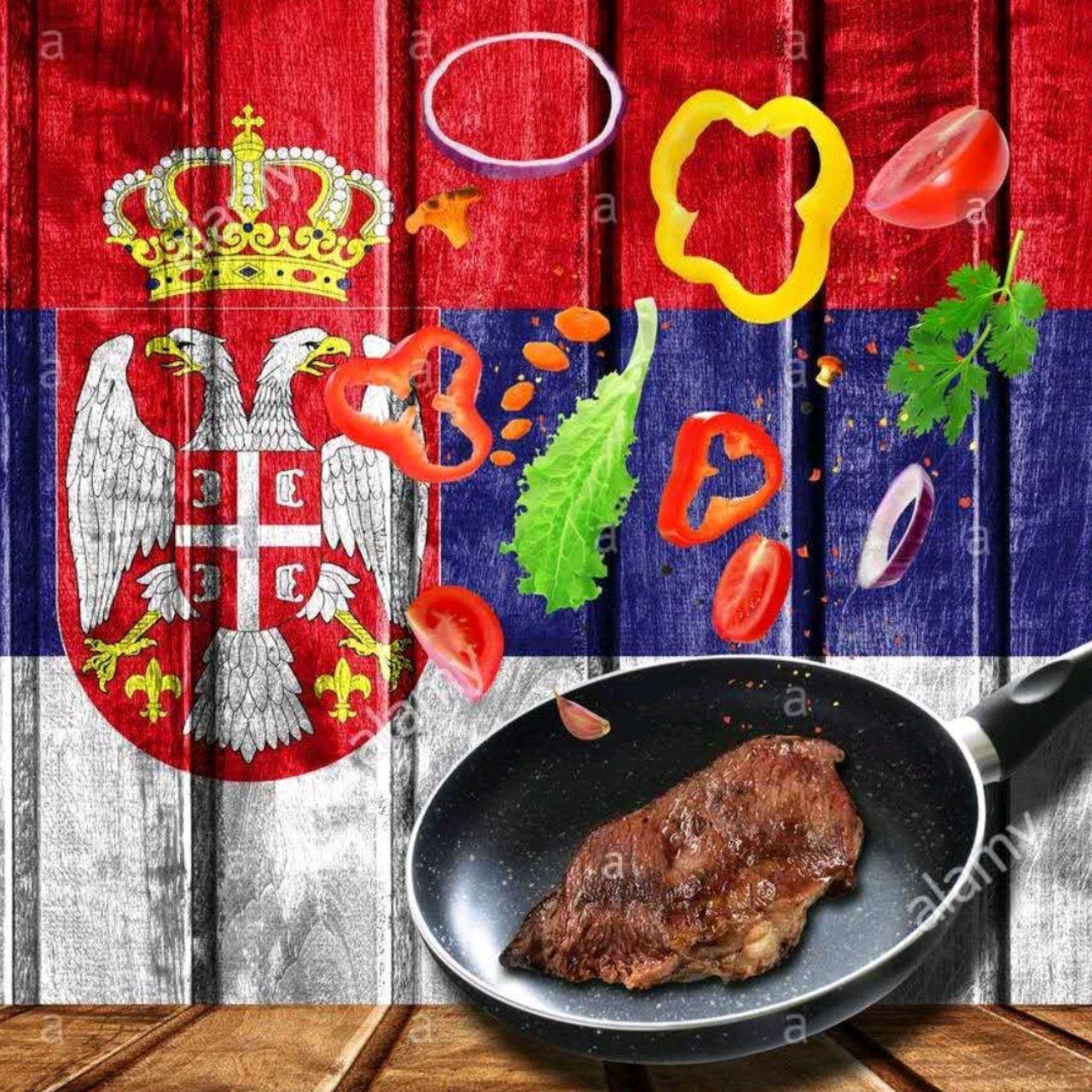 塞尔维亚美食