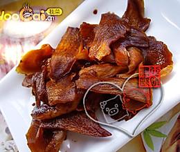 湖南菜紫油姜的做法