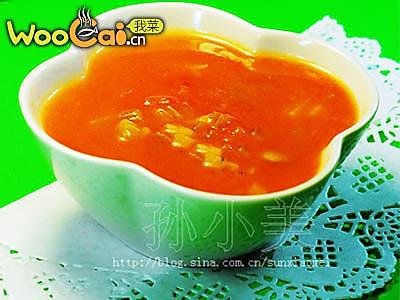 牛肉蔬菜浓汤的做法