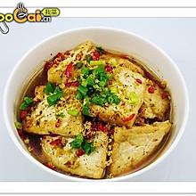 桂香黑椒豆腐
