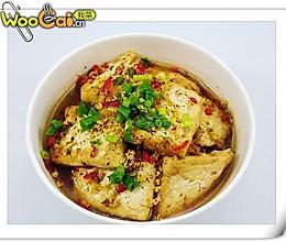桂香黑椒豆腐的做法