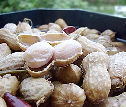 怎样煮出的花生才更够味------五香盐水花生的做法