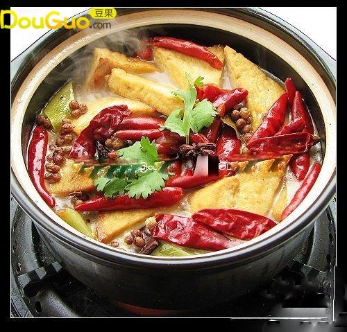 砂锅卤豆腐的做法