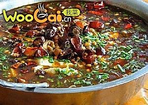 川红豆花鱼的做法