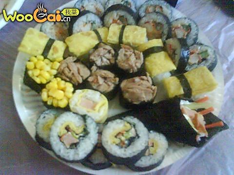 美丽厨娘-美味的寿司的做法