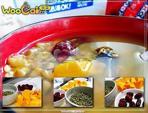 特制绿豆汤