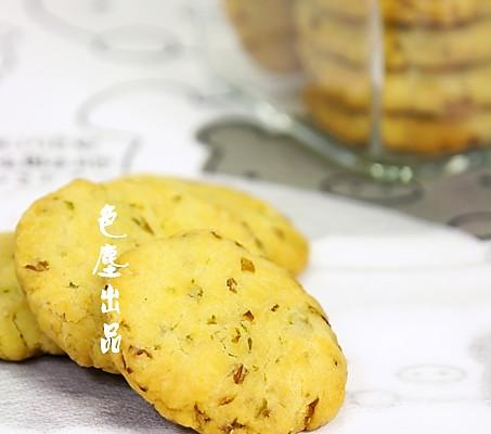 白菜饼干   的做法