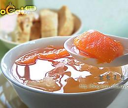 银耳炖木瓜的做法