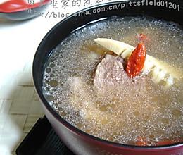 枸杞笋片老鸭汤的做法