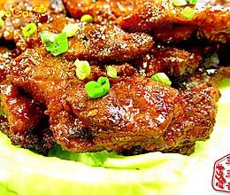韩国烤肉的做法