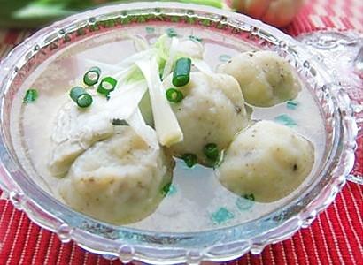自制鱼丸汤的做法