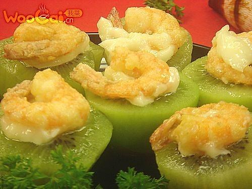 芦笋紫苏春笋虾的做法