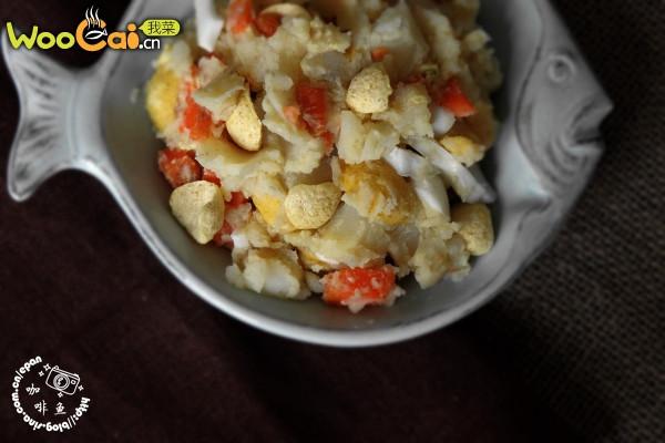 麦脆片土豆沙拉-美丽厨娘的做法
