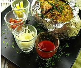 地中海烤马铃薯的做法