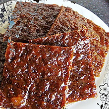 自制美味蜜汁黑胡椒猪肉干