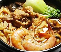 韩式火锅面的做法