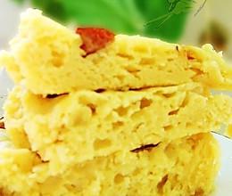红枣玉米发糕---不经意间成就的美食的做法