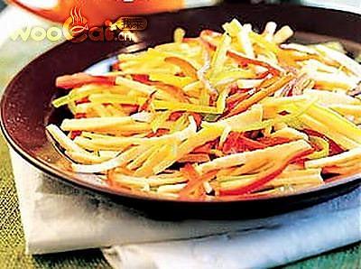 梅菜竹笋的做法