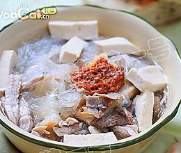 陕西特色——大肉泡锅盔的做法