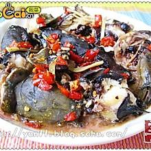 蒜蓉豆豉蒸塘鲺