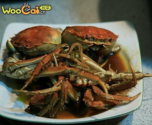 家常炒螃蟹的做法