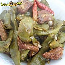 经典东北菜———排骨炖豆角