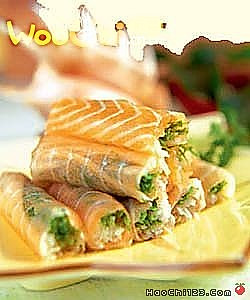 日式三文鱼生鱼片