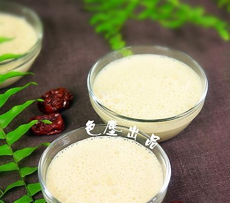 家庭自制红枣酸奶的做法