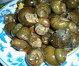 中秋美食——爆炒田螺的做法