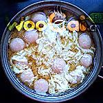 虾丸蛋花汤的做法