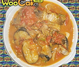 茄汁洄(回)鱼的做法