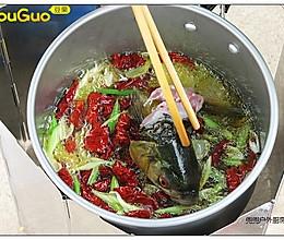 野钓水煮鱼火锅-户外美食的做法