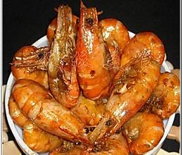 蒜蓉美极虾---美丽厨娘的做法