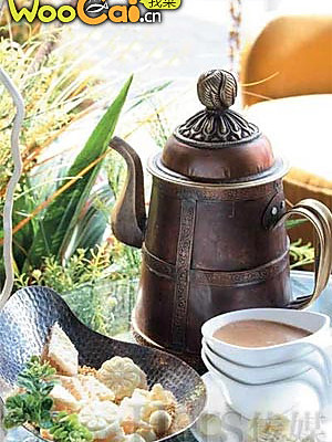 蒙古奶茶的做法