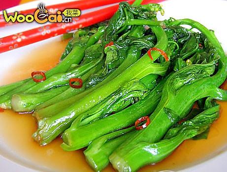 清炒菜苋的做法