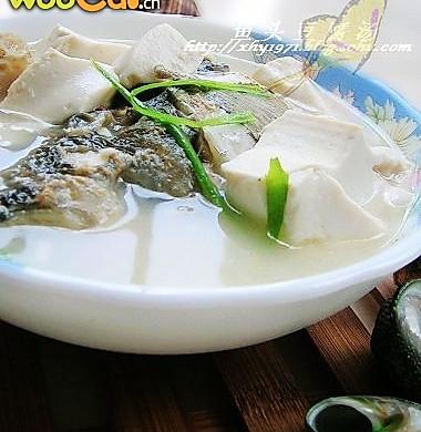 鱼头豆腐汤--让你越吃越聪明