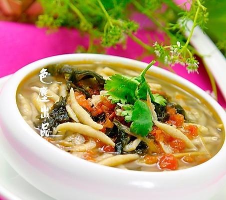小米荞麦鱼鱼儿的做法