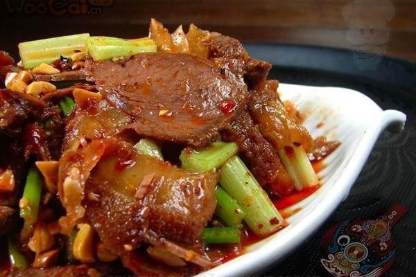 川菜美味——夫妻肺片的做法
