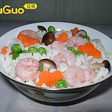 健康什锦饭