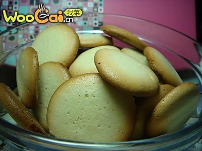 童年的鸡蛋饼干