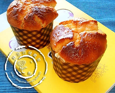 蜂蜜纸杯蛋糕的做法