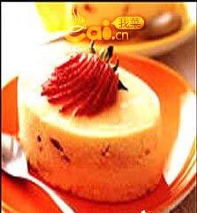 香橙糕  的做法