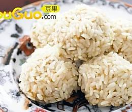 米肉团团的做法