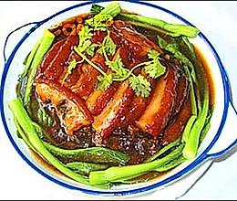 梅菜芯扣肉的做法
