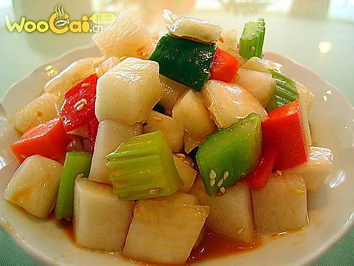 川式泡菜的做法