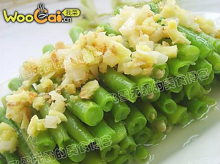 清爽凉拌菜 姜汁豇豆的做法