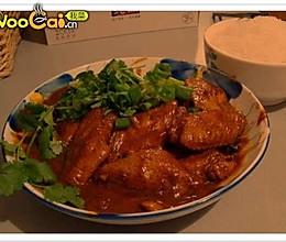 端午美食:番茄甜鸡翅 的做法