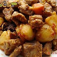 川香土豆排骨烧