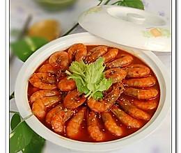 经典川菜之盆盆虾的做法