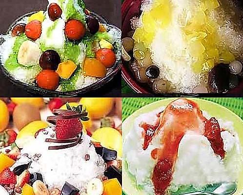 水果刨冰的做法